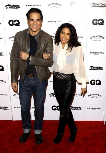 Yul Vazquez and Daphne Rubin-Vega