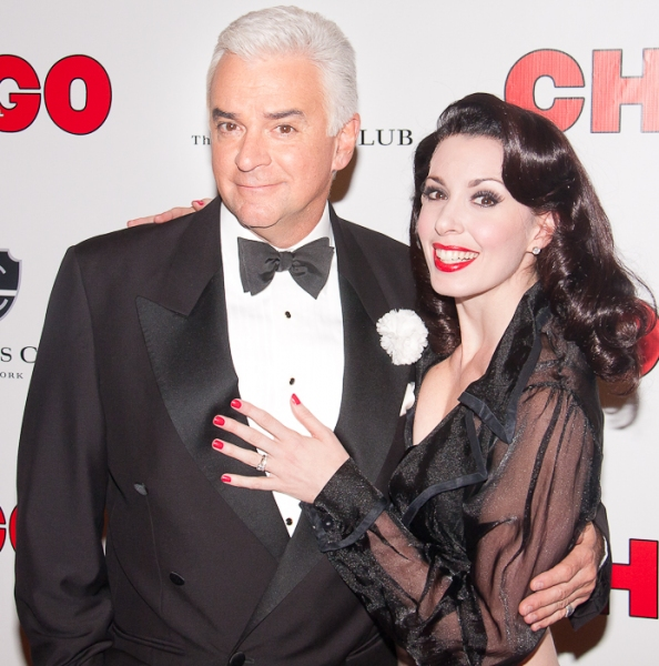 Photo Coverage: Happy 15th Broadway Birthday CHICAGO!