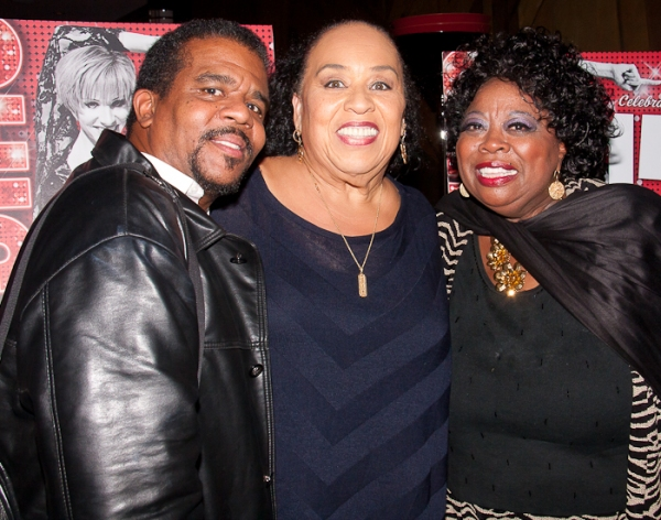 Richard Pryor, Roz Ryan, and Carol Woods Photo