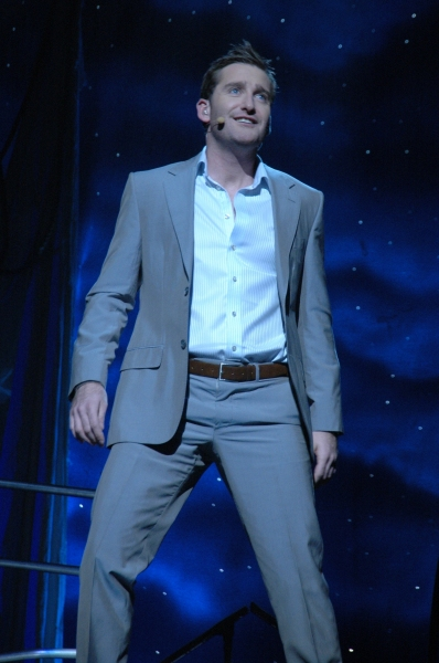 Photo Coverage: Paul Byrom's THIS IS THE MOMENT Tours Plays On