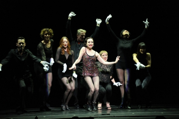 Photo Flash: Bebe Neuwirth, Chita Rivera, et al. at HALLOWEEN THRILLER