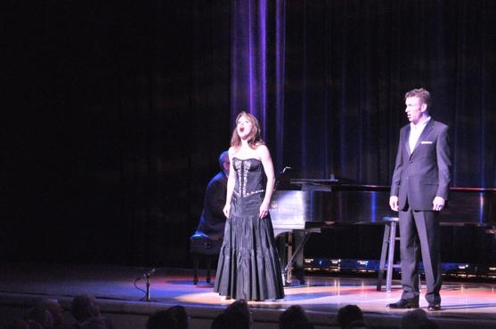 Sarah Uriarte Berry and Ben Davis