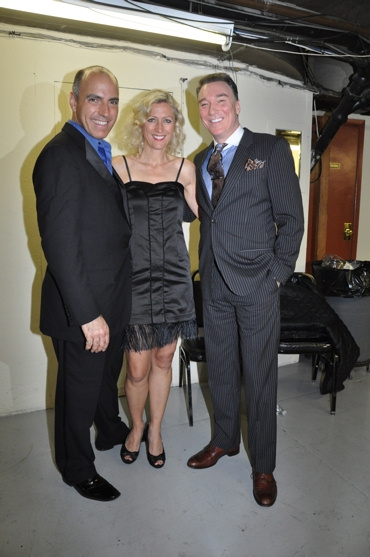William Michals, Stacia Teele and Patrick Page