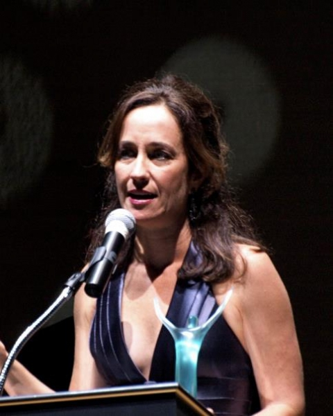 Beth Kennedy at Inside the 2011 Ovation Awards!