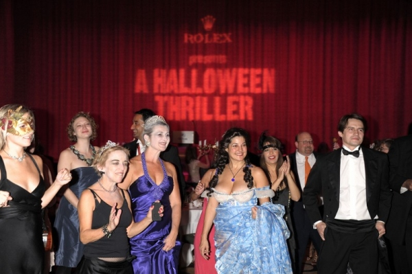 Photo Flash: Chita Rivera, Bebe Neuwirth & More at Career Transition For Dancers' 26th Anniversary Halloween Jubilee