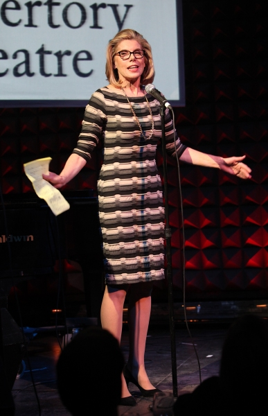 Photo Coverage: Patti LuPone, Kevin Kline, Jeremy Jordan & More Lead Sonnet Rep. Benefit