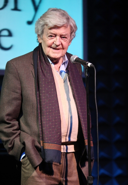 Hal Holbrook  at Patti LuPone, Kevin Kline, Jeremy Jordan & More Lead Sonnet Rep. Benefit