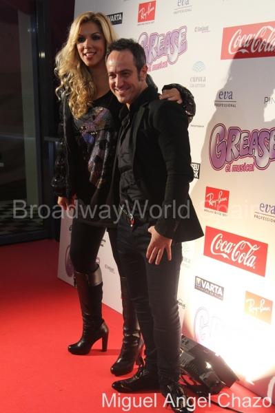 PHOTO FLASH: Noche de estreno de 'Grease' en Barcelona