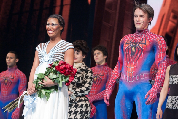 Photo Coverage: SPIDER-MAN Welcomes Christina Sajous as 'Arachne'