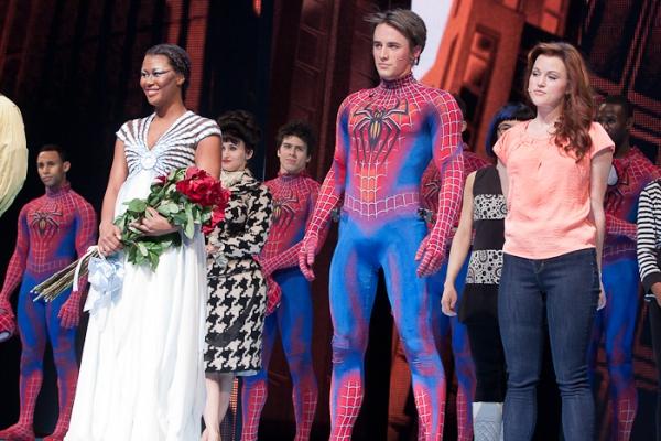 Photo Coverage: SPIDER-MAN Welcomes Christina Sajous as 'Arachne'