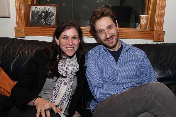 Kate Lupica (ass't. director), Daniel Goldstein (director)