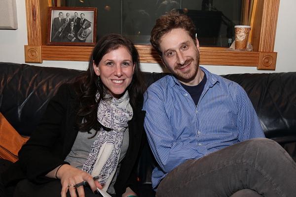 Kate Lupica (ass't. director), Daniel Goldstein (director)