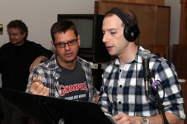Michael Holland (orchestrations), Charlie Alterman (musical director)