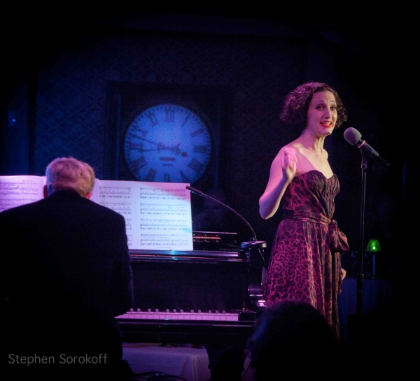 Scott Cady & Bebe Neuwirth