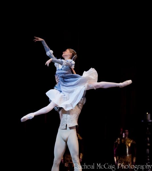 Elena Lobsanova and Guillaume Cote