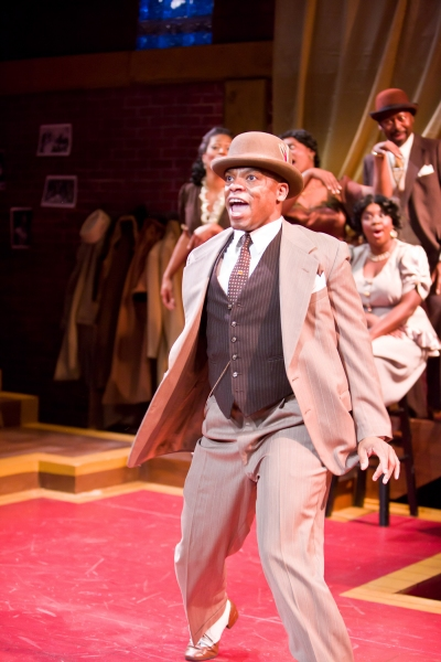 Photo Flash: Performance Network Theatre's AIN'T MISBEHAVIN'