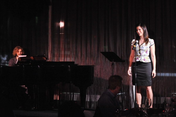 Photo Flash: Ricki Lake, Darren Criss, et al. Join Lance Horne in Concert!