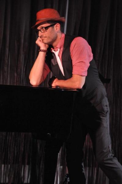 Photo Flash: Ricki Lake, Darren Criss, et al. Join Lance Horne in Concert!