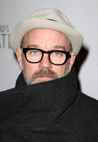 Michael Stipe  at PRIVATE LIVES Opens on Broadway - Arrivals & After Party!