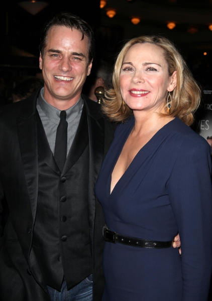 Paul Gross & Kim Cattrall