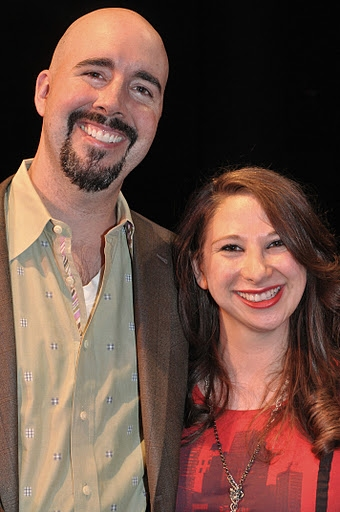 Erich Jungwirth and Lisa Lewis
