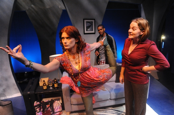 BWW Reviews: Curious Theatre's COLLAPSE - Under Construction
