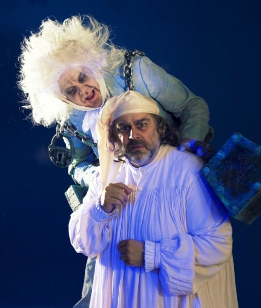 Photo Flash: The Rep Presents A CHRISTMAS CAROL