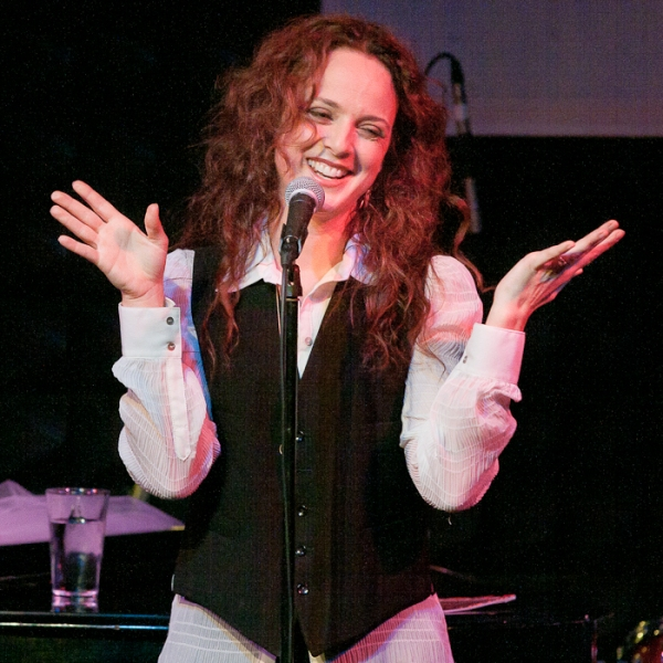 Photo Coverage: Melissa Errico Sparkles at Joe's Pub
