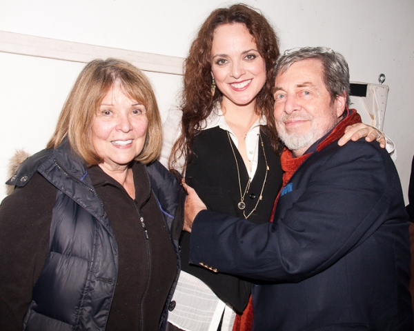 Gen LeRoy, Melissa Errico & Tony Walton