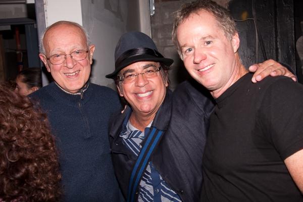 Michael Errico, Richard Jay-Alexander & Patrick McEnroe  Photo