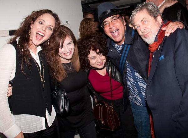 Melissa Errico, Erica Gould & Sister Richard Jay-Alexander & Tony Walton