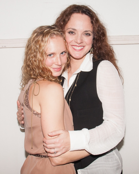 Meryn Anders & Melissa Errico