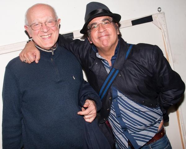 Michael Errico & Richard Jay-Alexander  Photo