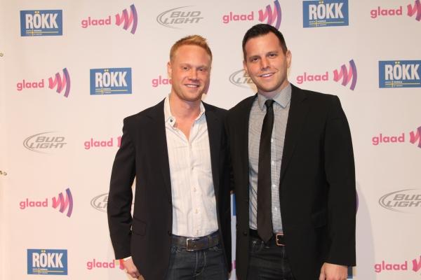 Ben Harvey and Dave Rubin