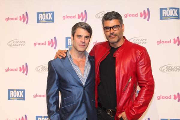 Martin Berush and Mike Ruiz