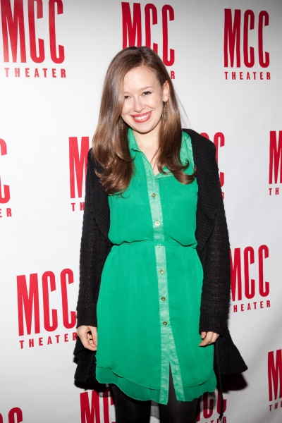 Photo Coverage: Alice Ripley Opens in MCC's WILD ANIMALS YOU SHOULD KNOW