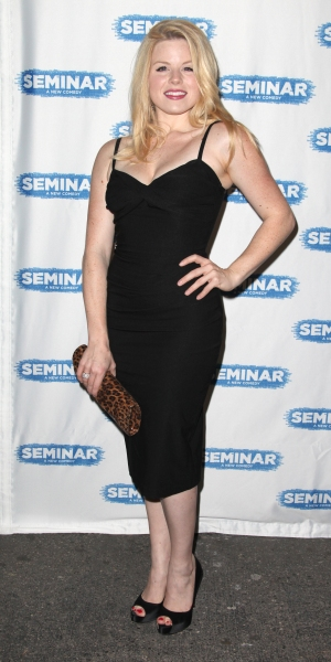 Photo Coverage: SEMINAR Starry Opening Night Theatre Arrivals