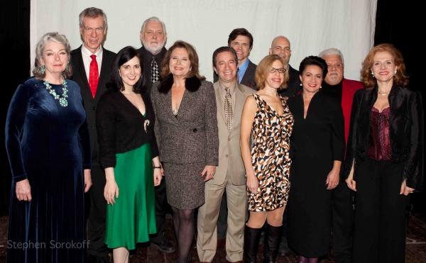 Dan Feld & Cast