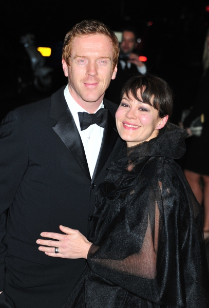 Photo Flash: Damien Lewis, Jane Asher, et al. at the 2011 Evening Standard Awards