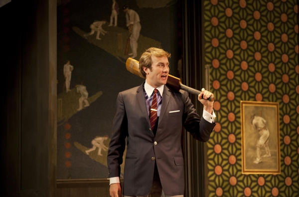 Stanley Stubbers at James Corden Leads ONE MAN, TWO GUVNORS