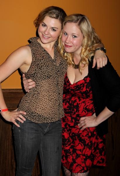 Bonnie Dennison & Caitlin Van Zandt  Photo