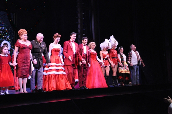 Andie Mechanic, Lorna Luft, Edward James Hyland, Jill Paice, James Clow, Tony Yazbeck Photo