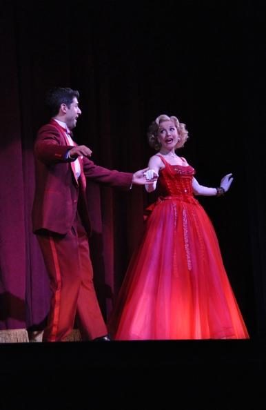 Tony Yazbeck and Meredith Paterson