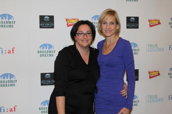 Annette Tanner and Vicki LeVine