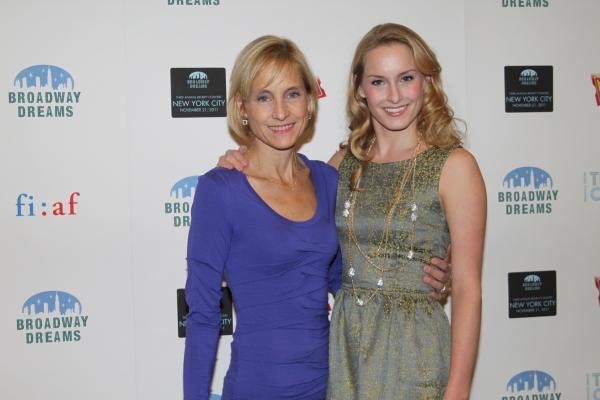 Vicki LeVine and Ginna LeVine