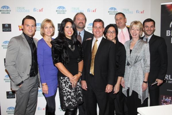 Adam Sansiveri, Vicki LeVine, Farah Chapes, Matt Crandell, Mike Cassling, Annette Tan Photo
