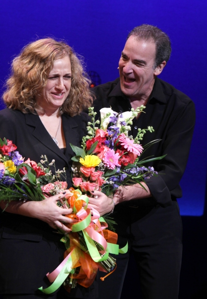Mandy Patinkin & Producer Staci Levine