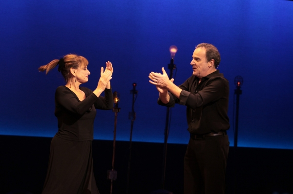 Photo Coverage: AN EVENING WITH PATTI AND MANDY Opening Night Curtain Call!