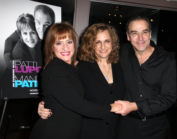 Photo Coverage: AN EVENING WITH PATTI AND MANDY Opening Night Party!