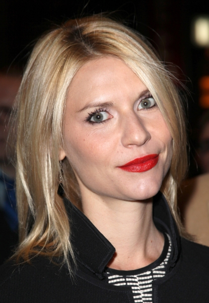 Claire Danes at AN EVENING WITH PATTI AND MANDY Starry Theatre Arrivals